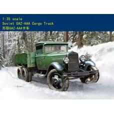 Сборная модель грузовика Hobbyboss 83837 GAZ-AAA Cargo Truck 1:35