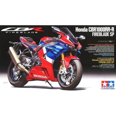 Сборная модель Tamiya 1:12 Honda CBR1000RR-R Fireblade SP 14138