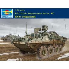 Сборная модель 1:35 Trumpeter 00395 M1127 Stryker Reconnaissance Vehicle (RV)