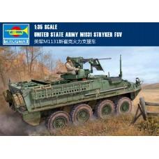 Сборная модель 1:35 TRUMPETER 00398 US M1131 STRYKER FSV