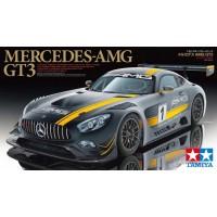 Сборная модель 1:24 Tamiya 24345 Mercedes-AMG GT3