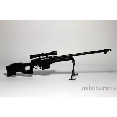 Модель винтовки L96A1/AWP