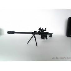 Модель снайперской винтовки Barrett M82A1