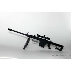 Модель снайперской винтовки GRAPMAN (1:4) Barrett M82A1