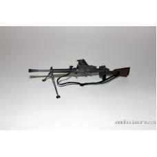 Модель ручного пулемета Breda