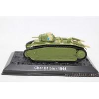 Модель тяжёлого танка Char B1