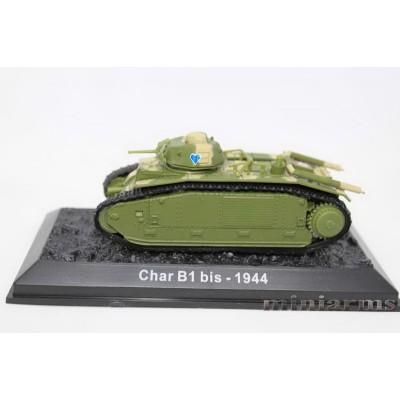 Модель Char B1