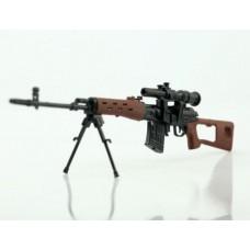 Модель снайперской винтовки Драгунова