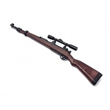 Модель винтовки Mauser 98k