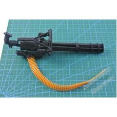 Модель пулемёта M134 Minigun
