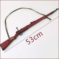 Уменьшенная модель винтовки Маузер KAR98K