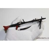 Модель пулемёта MG34