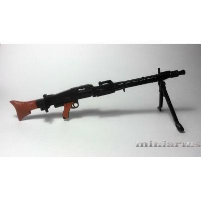 Модель немецкого пулемёта MG42