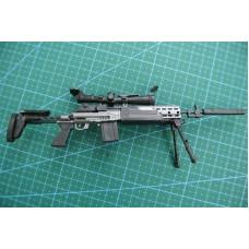 Модель винтовки MK14