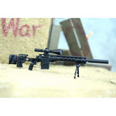 Модель снайперской винтовки MSR