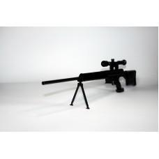 Модель снайперской винтовки PSG1