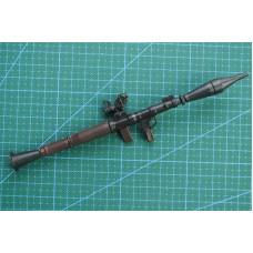 Модель гранатомета РПГ-7