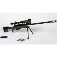 Модель снайперской винтовки TAC-50