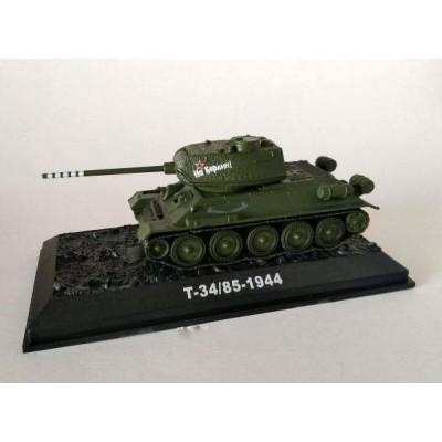 Модель среднего танка Т-34-85