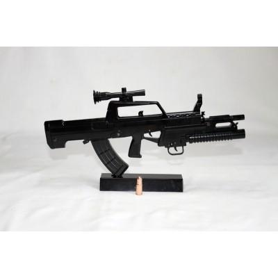Модель автоматической винтовки  QBZ-95