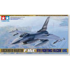TAMIYA Американский истребитель F-16C 1:48 Block 25/32 61101