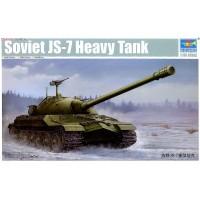 Сборная модель Trumpeter 05586 1:35 тяжелый танк ИС-7