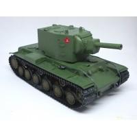 Сборная модель в масштабе 1/35 TRUMPETER 00312 КВ-2 советский тяжелый танк