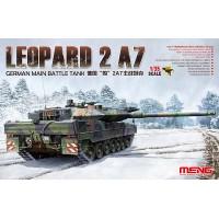 Сборная модель 1:35 Meng TS-027 Немецкий основной боевой танк Leopard 2А7