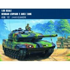 Сборная модель HobbyBoss 82403 1:35 German Leopard 2 A6EX tank