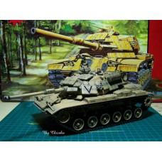 Сборная модель 1:35 MiniHobbyModels 80105 Американский танк M60A1 с реактивной броней