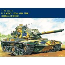 Сборная модель 1:35 MiniHobbyModels 80108 Американский танк M60A3