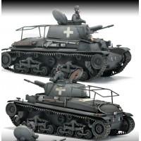 Сборная модель ACADEMY 13313 1:35 Немецкий командный танк Pz.Kpfw.35(T)
