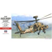 """Сборная модель 1:48 Hasegawa 07242 ударный вертолет AH-64D Apache Longbow """"J.G.S.D.F."""""""