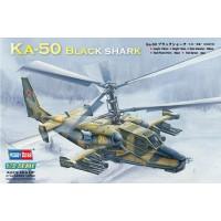 Сборная модель 1:72 Hobby Boss 87217 Вертолет Ka-50 Black shark