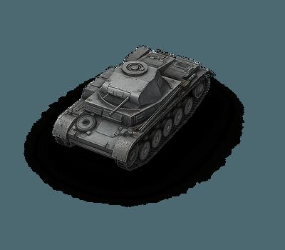 PzKpfW. II Ausf. F